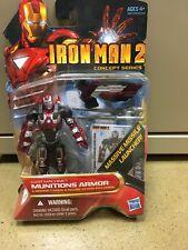 "HASBRO MARVEL UNIVERSE IRON MAN 2 FIGURE 3 3/4"" WAR MACHINE MUNITIONS ARMOR #19"