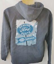 Ford Service Lizenzware  Hoody Kapuzenjacke Gr.XS -XXXL Free Patch Gratis Patch