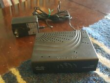 Cisco Cable Modem (Model DPC2100R3) USED w/ power adapter