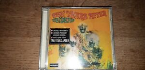CD ALBUM UNDEAD TEN YEARS AFTER 9 TITRES 2002 DIGITALLY REMASTERED