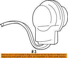 CHRYSLER OEM-Headlight Headlamp Socket 68060366AA