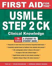 USMLE Step 2 CK : Clinical Knowledge by Herman Bagga; Vikas Bhushan; Tao Le