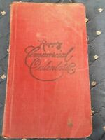 Vintage  Book Ropp's Commercial Calculator-1887