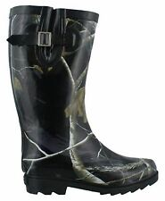 NEW GIRLS REALTREE GIRL MISS JO JO RUBBER RAIN BOOTS SIZE 13 M YOUTH