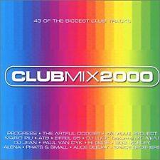 Various Artists : Club Mix 2000 CD