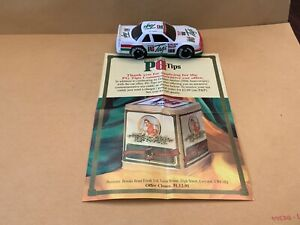 """Matchbox Superfast Rare Promotional No. 54 Chevy Lumina """"PG Tips"""" With Box"""