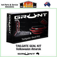 Tailgate Rubber Seal Kit suit Volkswagen Amarok 2010 - On TAIL GATE DUST FREE