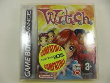 GBA W.I.T.C.H. - NUEVO - 02689 ESPAÑOL witch Game Boy Advance NEW