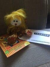 BK Mini Courage The Lion Redemption Bear 2006