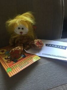 BK Mini Courage The Lion Redemption Bear 2006