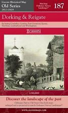 Dorking and Reigate.Cassini Publish.Ltd.Old Series(Sht map,folded,2007)NEW