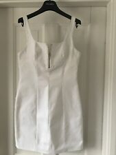 Ladies Designer White Dress 8/10 T ALEXANDER WANG