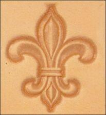 8613 Craftool 3-D Stamp Fleur-De-Lis Tandy Leather 8613-00