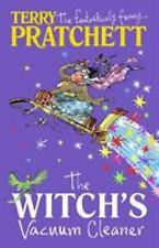 The Witch's Vacuum Cleaner: And Other Stories Hardcover Terry Pratchett