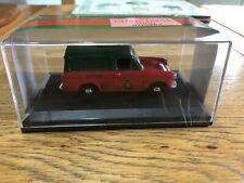 OXFORD DIECAST  FORD ANGLIA VAN HAPPY CHRISTMAS 2006 LIVERY  New In Sealed Pack