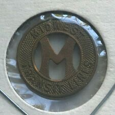 Ames Iowa IA Midwest Transit Lines Transportation Token