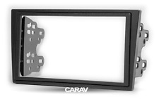 Carav 11-791 Car Radio Faceplate for Opel Vectra C Corsa Meriva Signum Tigra