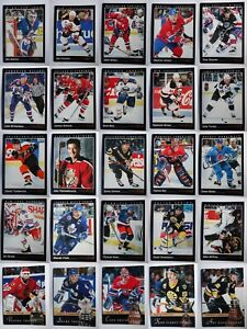 1993-94 Pinnacle Hockey Cards Complete Your Set U Pick From List 1-235