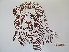 Lion King 10 mil Mylar Reusable Stencil