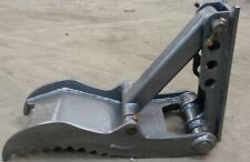 Mini Excavator Thumb 8x21 Manual universal weld on