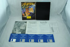 """Jeu PC THE TWO TOWERS Lord of the ring VF BIG BOX version disquettes 3,5"""" (Disk)"""