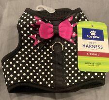 Brand New Top Paw Dog Vest Size X-sm