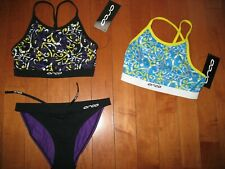 Orca Triathalon Swim Wear - 2 tops and 1 bottom Small - New with Tags