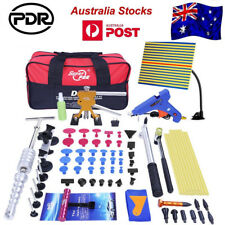 PDR Paintless Dent Removal Line Board Dent Lifter Pulling Hail Damage Repair Kit