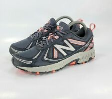 New Balance 410v5 Running Training Trail Shoes Womens Size 7 WT410CT5 Gray