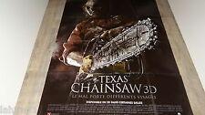 massacre a la tronconneuse TEXAS CHAINSAW 3D  !  affiche cinema