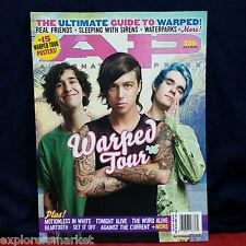 Alternative Press AP Magazine 336 Cover 1 July 2016 Warped Tour Kellin Quinn