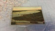 Nljmegen De Waal bij avond AK Postkarte 6753