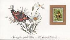 BUTTERFLIES OF THE WORLD / PAPILLONS DU MONDE / FAUNE / PAPILLON / ROYAUME UNI