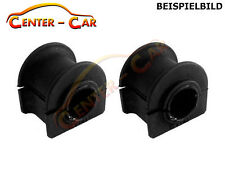 2x STABILAGER LAGER STABILISATOR GUMMILAGER HINTEN FORD MONDEO III 302255