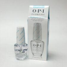 Opi Plumping Volumizing Clear Nail Top Coat Nt T36 0.5 oz 15 mL Full Size
