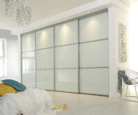 Sliding Wardrobe Mirror Doors - Custom Made to Measure & High Quality
