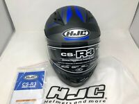 HJC CS-R3 TRION MC2SF MOTORCYCLE HELMET MEDIUM