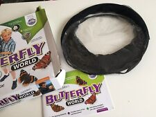 Butterfly World pop up enclosure insect housing Unused New In Box