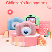Children Mini Digital Camera 13 Mega Pixels 2.0 Inch HD Screen Rechargeable US
