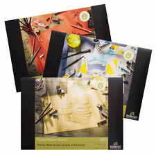 Rembrandt Artist Quality Toned Colour Paper Blocks 50 Sheets A3