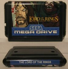 Lord of the Rings 3 - Sega Mega Drive import fighter kusoge weird unlicensed