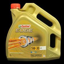 Castrol EDGE 5W-30 C3 TITANIUM FST  4 Liter - MB 229.51,VW 50200/50501, BMW LL04