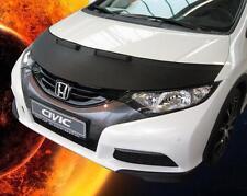 Honda Civic à partir de 2012 BRA chutes de pierres protection Haubenbra automaske tuning