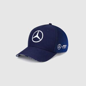 Mercedes-AMG Petronas Valtteri Bottas Team Cap Navy