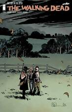 The Walking Dead #147 Out in the open Image Comic Book First Printing