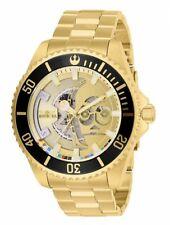 Invicta Star Wars C-3PO Robot 24 Jewels Automatic Gold Men's Watch 26597 SD