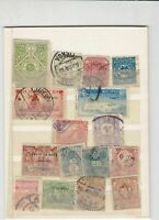 Mixed World Early Stamps Ref 31405