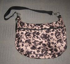 "LE SPORTSAC ""BONTANICA PRINT"" DIAPER BAG  FALL 2012 COLLECTION (EXCELLENT)"