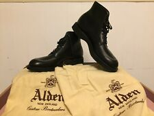 Alden X Need Supply Shoto Indy Boot Black Mens 9D New In Box