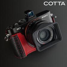 Black Metal Lens Hood 49mm for Leica Typ116 Q, Sony A7RII/A7R/RX1/RX1RII